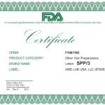 сертификат SPP